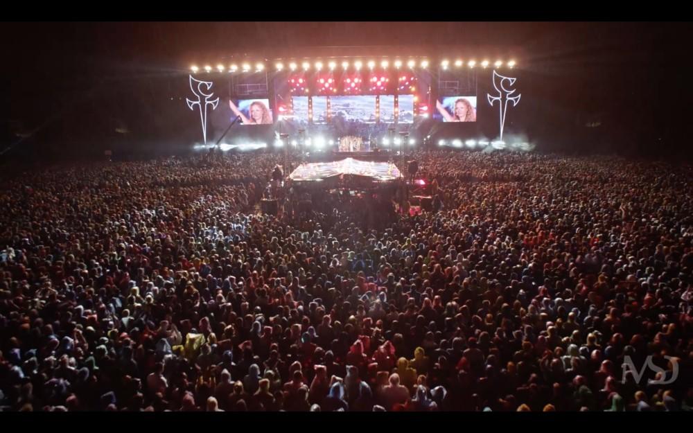 Slavi Trifonov LIVE concert at Vasil Levski stadium